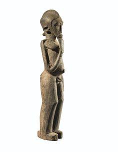 Statue, Lobi, Burkina Faso | Lot | Sotheby's