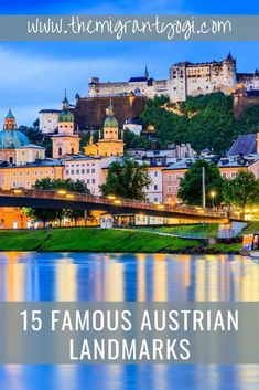 15 famous landmarks in austria – the migrant yogi – Places In Europe, Places To See, Travel With Kids, Family Travel, Famous Landmarks, Just Relax, Salzburg, European Travel, Austria