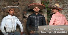 ¡Visita nuestra página! Conoce más acerca de nuestra nueva colección de camisas charras y porta con estilo esta gran herencia mexicana.