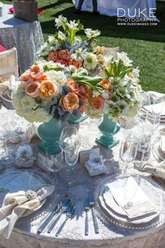 vintage lace garden romantic wedding reception decor inspiration | custom favors by Creative Touch | Fancy That! Events | Tic-Tock Couture Florals | Calligraphy Katrina | Duke Photography
