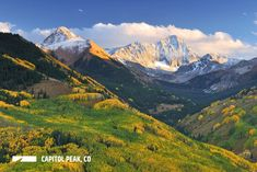 Colorado's Stunning Fourteeners (all 58* of them)