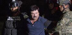 Cárcel donde está #ElChapo es la menos segura de México...
