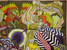 'Fleurs D'Indiennes' Scarf | eBay