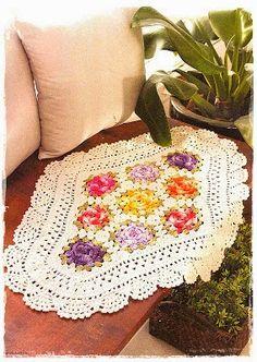 Tkackie Arts w Crochet