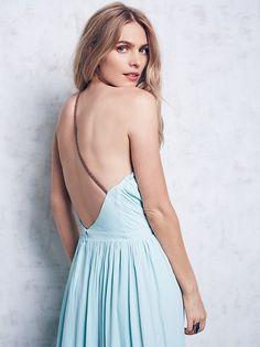 Maritza Veer || FP Sail Away Dress (Mint)