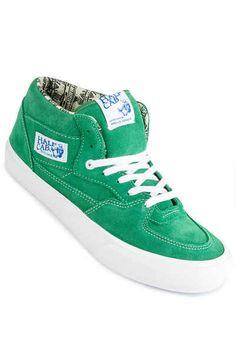 Vans Shoes Mid Skool '77 Skateboarder Mag NavyYellow