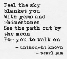 Unthought Known - Pearl Jam #pearljam