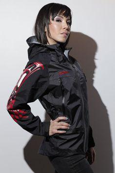 Edzerza Sports - Woman's Shell Jacket