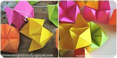 Bring back your relationship anxiety and paper folding skills with these fortune tellers. See how to make it here.