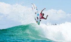 2015 World Champion Adriano de Souza on the Gold Coast