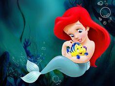 Disney Princess Ariel Baby Melody | .