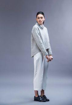 Пуловер Koto, Wool People 9. Дизайнер: Ольга Бурая – Кефелян.
