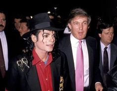 Today in MJ HIStory - 4/7/1990 - Michael arrives as one of the first guests at the Taj Mahal Casino as a special guest of millionaire, Donald Trump.