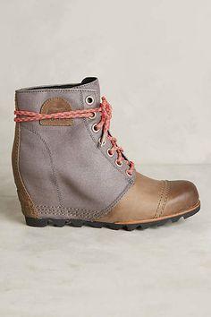Sorel 1964 Premium Wedge Boots - anthropologie.com