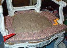 fiche technique concernant l'utilisation de profil de mousse agglomérée pour la tapisserie en sièges