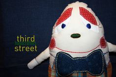 Humpty Dumpty doll by Third Street Handcrafters