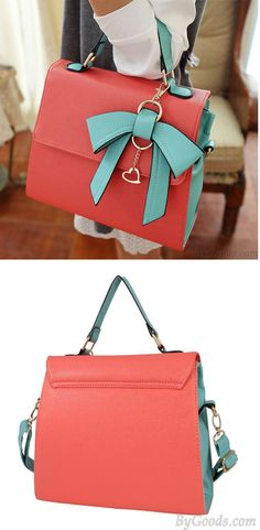 Fashion Elegant Dimensional Bow Handbag for big sale ! #handbag #bow #bag #fashion #elegant