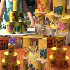 Pokemon Carnival Game DIY Pokemon Go
