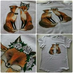 Foxes /Liski