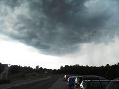 15.07.2014: Wärmegewitter bei Sommerberg