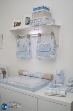 kits de higiene forrados com tecido marrom e rosa - Pesquisa Google