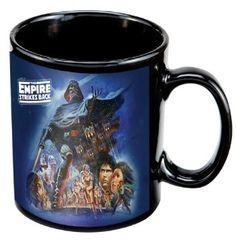 Star Wars mug céramique collage neuf grand don Tea-Coffee style vintage