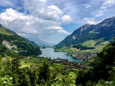 Driving through Switzerland takes too long as I seem to stop every few minutes to admire the view