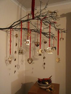Idea for Georg Jensen's Christmas ornaments