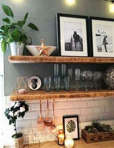 Home interior design kitchen subway tiles 35 ideas #kitchen #home #design