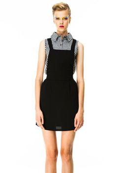 Minghella shirt Welles jumpsuit dress
