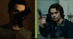 Yes, that is the same brilliant actor. #DylanOBrien