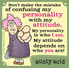 Aunty Acid Comic Strip, May 27, 2015 on GoComics.com