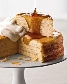 Classic Supreme Mille Crepes Cake