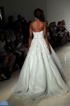 Alfred Angelo 2015 Disney Fairy Tale Weddings Bridal Collection - Tiana