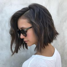 Top 10 Low-Maintenance Short Bob Cuts for Thick Hair, Short Hairstyles 2019 Best Easy Short Bob Haircuts for Thick Hair, Everyday Bob Hairstyles for Women Short Bob Cuts, Short Bob Haircuts, Layered Haircuts, Short Pixie, Short Hair Cuts For Women Bob, Short Shag, Short Bobs, Pixie Cuts, Short Hairstyles For Thick Hair