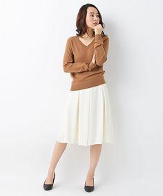 スカーチョ(スカンツ)とは? スカーチョとは、一見スカートに見えるパンツの事で、スカートとパンツを合わせた造語…