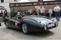 Jaguar XK 120 OTS - 1953