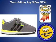 Tenis Adidas Jog Para Niños - New Originales Jogging, Adidas Sneakers, Originals, Beach, Sports, Walking, Running, Adidas Shoes