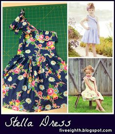 Stella by Violette Field Threads - Pattern Review
