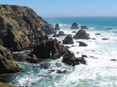 Bodega Head, Ocean,