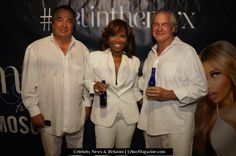 Myx Co-Owners Nicki Minaj & Mona Scott-Young Host Swanky 4th of July Event.