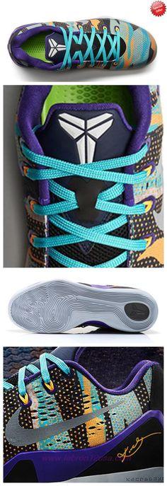 pretty nice 62856 7eafb 646701-508 Nike Kobe 9 EM