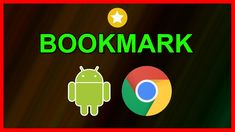 How to Bookmark websites on Google Chrome on Android (2020) Android Tutorials, Video Tutorials, Google Search Results, Galaxy Note 5, Google Chrome, Samsung Galaxy, Teaching, Website, Tips