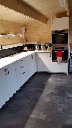 """""""A log cabin was the perfect solution for my ever expanding cake business. The cake shed is kitted out with a fully fitted kitchen, 2 ovens, plumbing and fridge"""" -Nicola Hicks"""