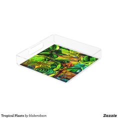 Shop Zazzle's selection of Tropical serving trays. Choose from thousands of designs and find your favorite food tray today! Food Serving Trays, Food Trays, Tropical Plants, Design, Products, Food Platters, Gadget