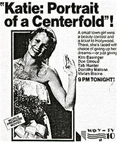 Tab Hunter, Playboy Tv, Movie Of The Week, Kim Basinger, Beauty Contest, Small Town Girl, Oscar Winners, Just Giving