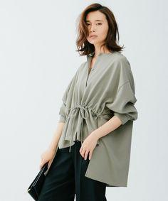 【ZOZOTOWN|送料無料】qualite(カリテ)のシャツ/ブラウス「ドロストギャザーブラウス」(32356010002)を購入できます。