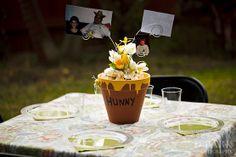Hunny Pot Centerpiece