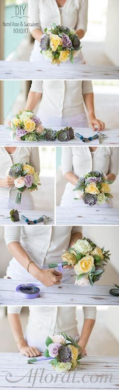 premade wedding bouquets make your bridal bouquet with a pre made silk flower 6755