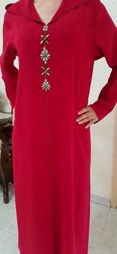 African Fashion Dresses, African Dress, Hijab Fashion, Fashion Outfits, Womens Fashion, Modele Hijab, Mode Abaya, Moroccan Caftan, Well Dressed